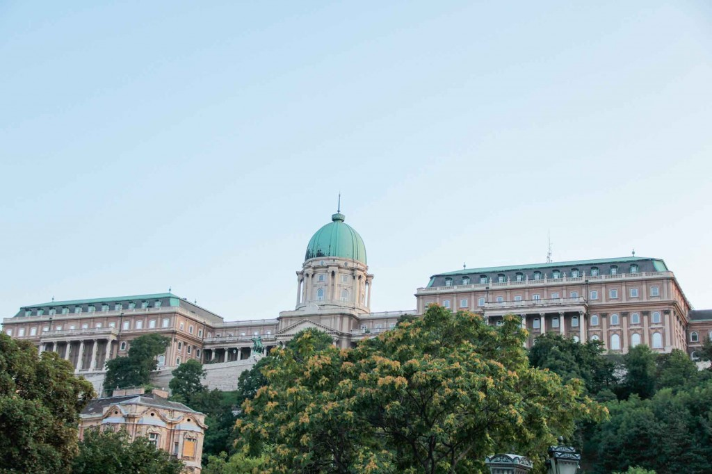 budapest-castle