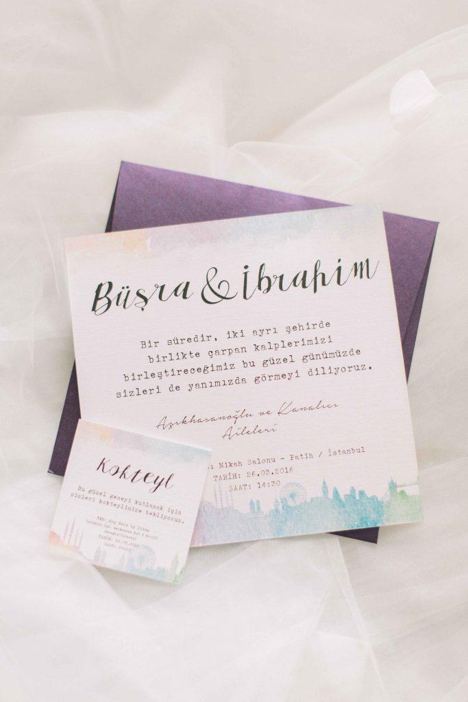 busra ibrahim weddingstory kocpera1 683x1024 - Busra & İbrahim // Dugun Hikayesi - Koc Pera by Divan, Istanbul