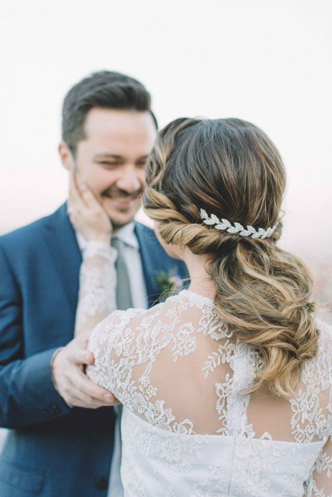 busra ibrahim weddingstory kocpera11 683x1024 - Busra & İbrahim // Dugun Hikayesi - Koc Pera by Divan, Istanbul