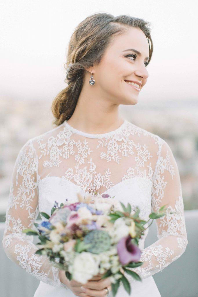 busra ibrahim weddingstory kocpera15 683x1024 - Busra & İbrahim // Dugun Hikayesi - Koc Pera by Divan, Istanbul