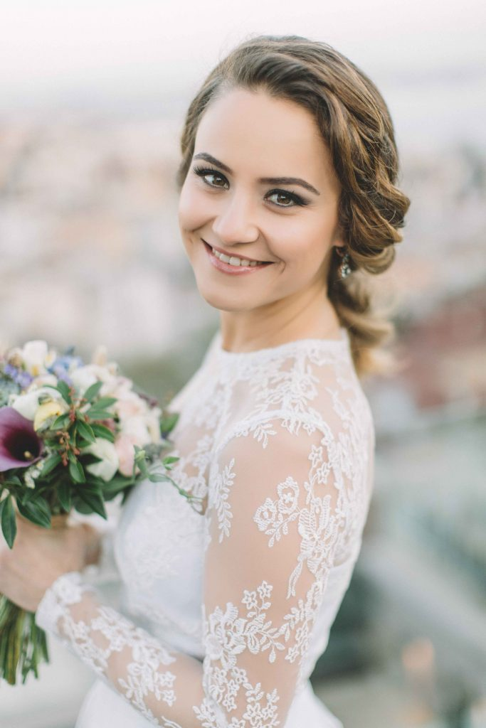 busra ibrahim weddingstory kocpera18 683x1024 - Busra & İbrahim // Dugun Hikayesi - Koc Pera by Divan, Istanbul