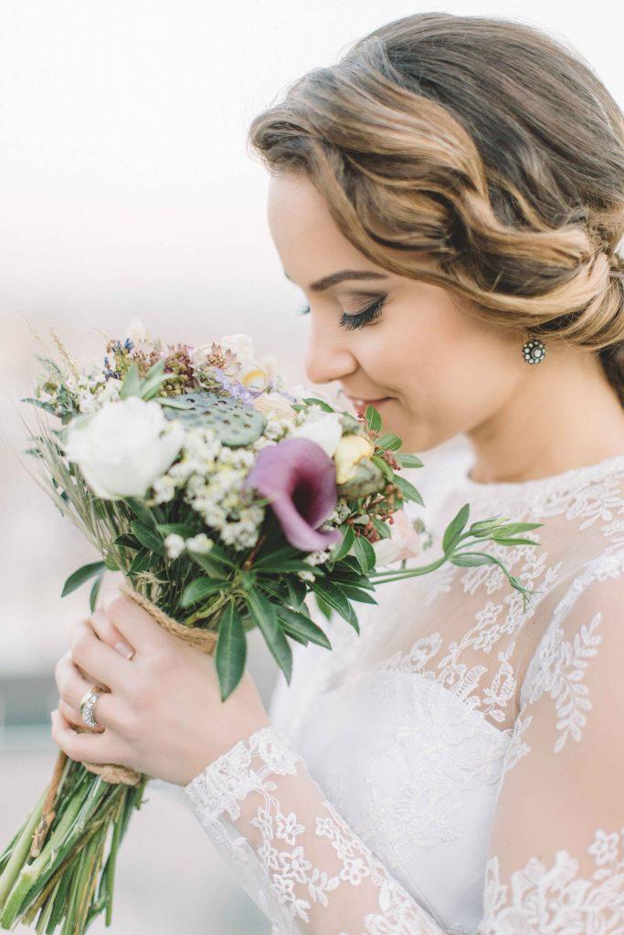 busra ibrahim weddingstory kocpera19 683x1024 - Busra & İbrahim // Dugun Hikayesi - Koc Pera by Divan, Istanbul