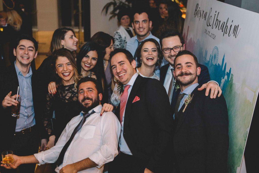 busra ibrahim weddingstory kocpera32 1024x683 - Busra & İbrahim // Dugun Hikayesi - Koc Pera by Divan, Istanbul