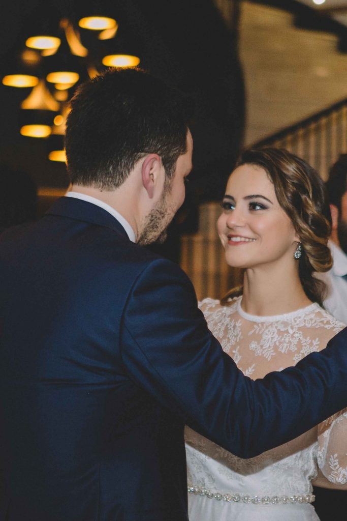 busra ibrahim weddingstory kocpera34 683x1024 - Busra & İbrahim // Dugun Hikayesi - Koc Pera by Divan, Istanbul