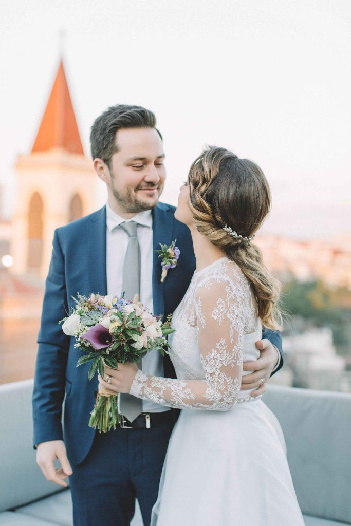 busra ibrahim weddingstory kocpera35 683x1024 - Busra & İbrahim // Dugun Hikayesi - Koc Pera by Divan, Istanbul