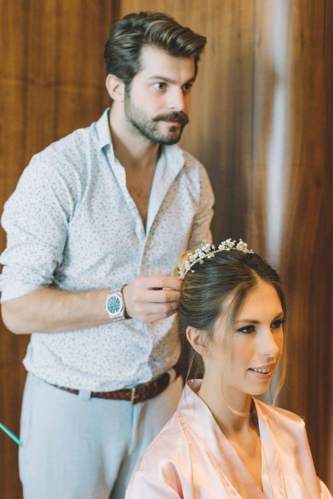 lutfiye mahmut weddingday 13 683x1024 - Lutfiye & Mahmut // Dugun Gunu - Hyatt Regency Ataköy, Istanbul