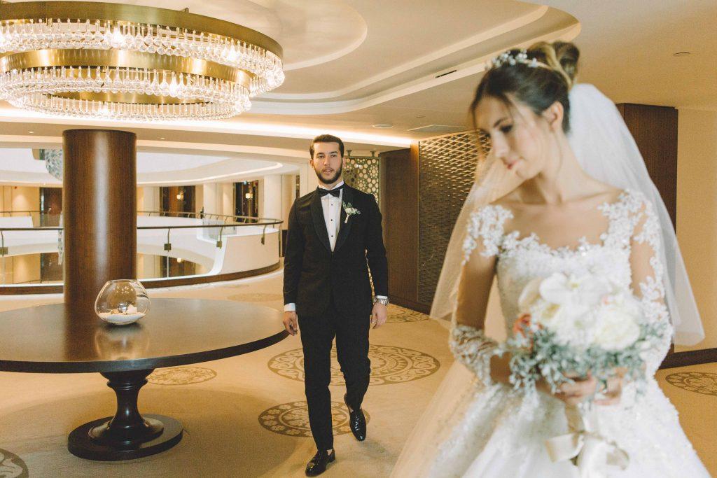 lutfiye mahmut weddingday 14 1024x683 - Lutfiye & Mahmut // Dugun Gunu - Hyatt Regency Ataköy, Istanbul