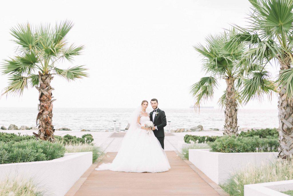 lutfiye mahmut weddingday 18 1024x683 - Lutfiye & Mahmut // Dugun Gunu - Hyatt Regency Ataköy, Istanbul