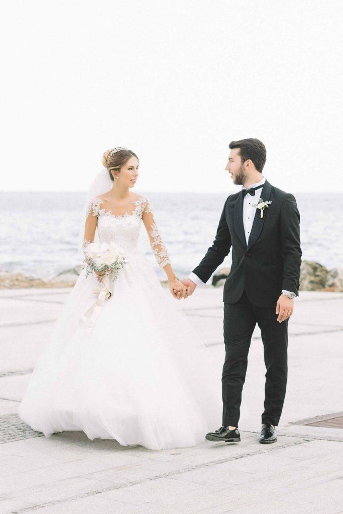 lutfiye mahmut weddingday 22 683x1024 - Lutfiye & Mahmut // Dugun Gunu - Hyatt Regency Ataköy, Istanbul