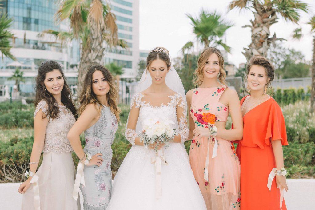 lutfiye mahmut weddingday 27 1024x683 - Lutfiye & Mahmut // Dugun Gunu - Hyatt Regency Ataköy, Istanbul
