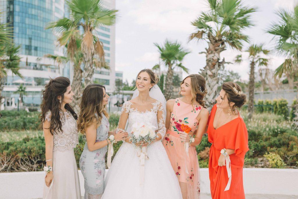 lutfiye mahmut weddingday 28 1024x683 - Lutfiye & Mahmut // Dugun Gunu - Hyatt Regency Ataköy, Istanbul