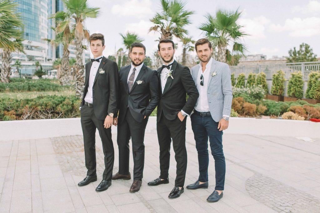 lutfiye mahmut weddingday 30 1024x683 - Lutfiye & Mahmut // Dugun Gunu - Hyatt Regency Ataköy, Istanbul