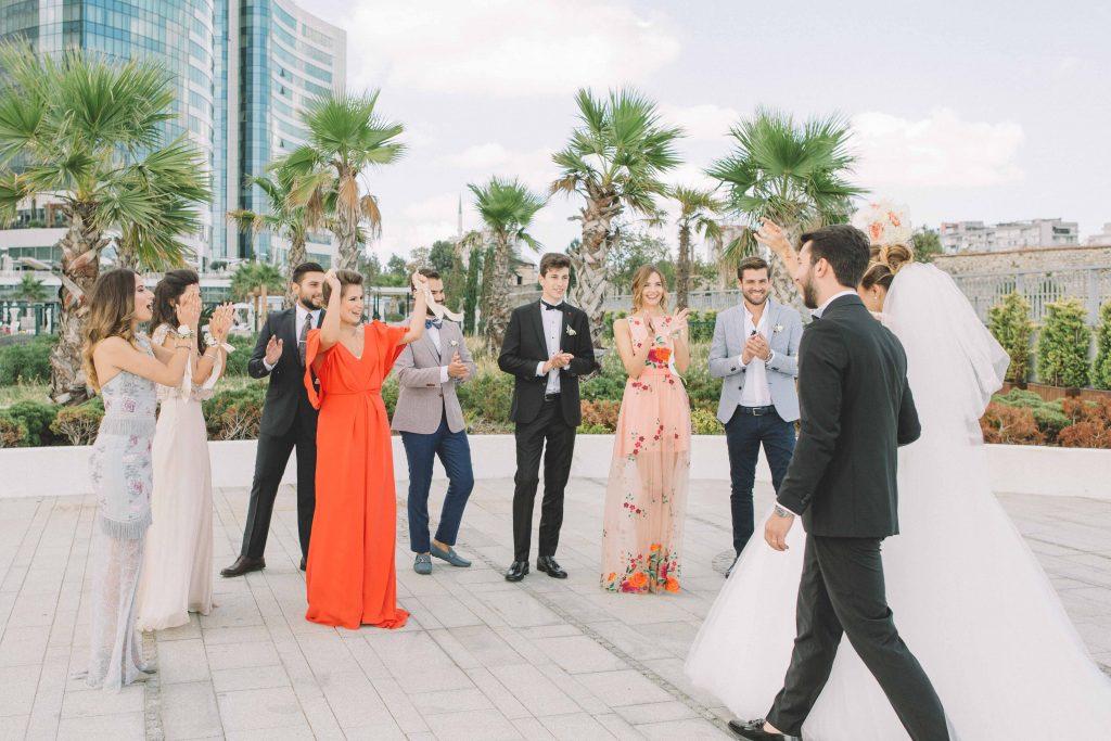 lutfiye mahmut weddingday 31 1024x683 - Lutfiye & Mahmut // Dugun Gunu - Hyatt Regency Ataköy, Istanbul