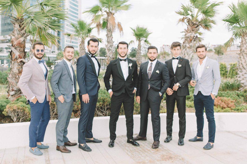 lutfiye mahmut weddingday 32 1024x683 - Lutfiye & Mahmut // Dugun Gunu - Hyatt Regency Ataköy, Istanbul