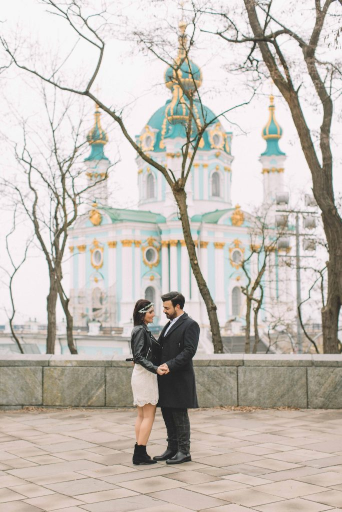 J9A2726 683x1024 - Merve & Korkut // Save The Date - Kiev, Ukrayna