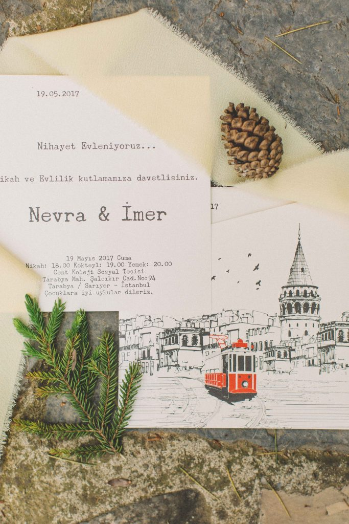 nevra imer weddingday 1 683x1024 - Nevra & Imer // Dugun Gunu - Tarabya, Istanbul