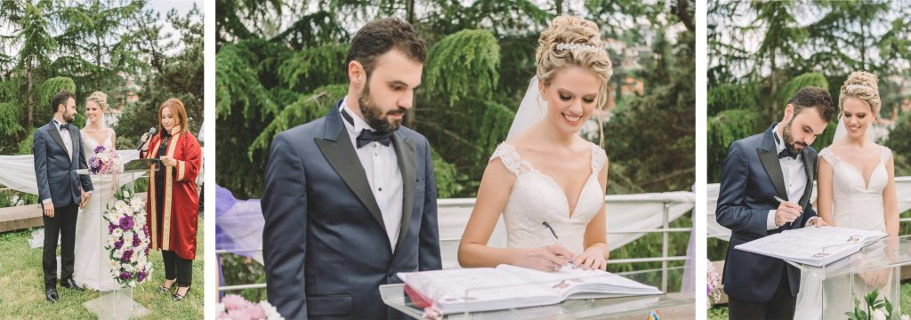 nevra imer weddingday 41 1024x360 - Nevra & Imer // Dugun Gunu - Tarabya, Istanbul