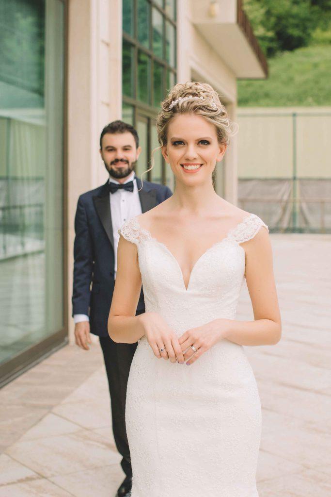 nevra imer weddingday 7 683x1024 - Nevra & Imer // Dugun Gunu - Tarabya, Istanbul