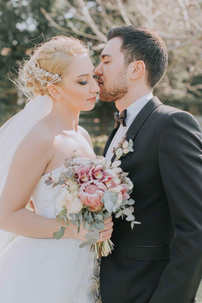 ozlem rutkay weddingday 11 683x1024 - Özlem & Rutkay // Dugun Gunu, Cemile Sultan Korusu Istanbul