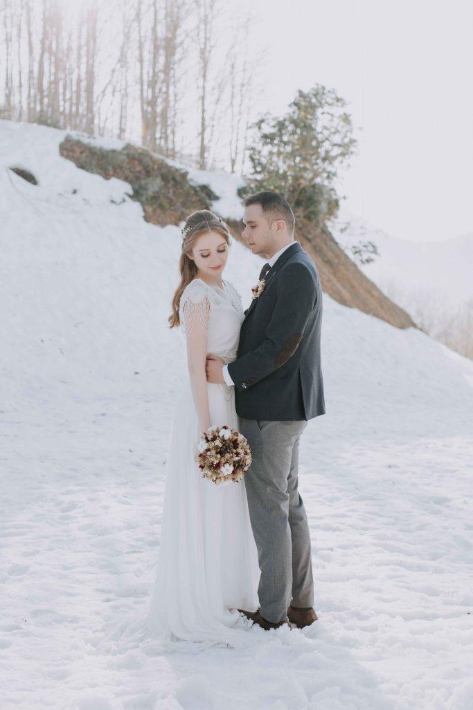 tansu umut afterwedding kartepe 26 683x1024 - Tansu & Umut // Bir Kış Masalı, Kartepe