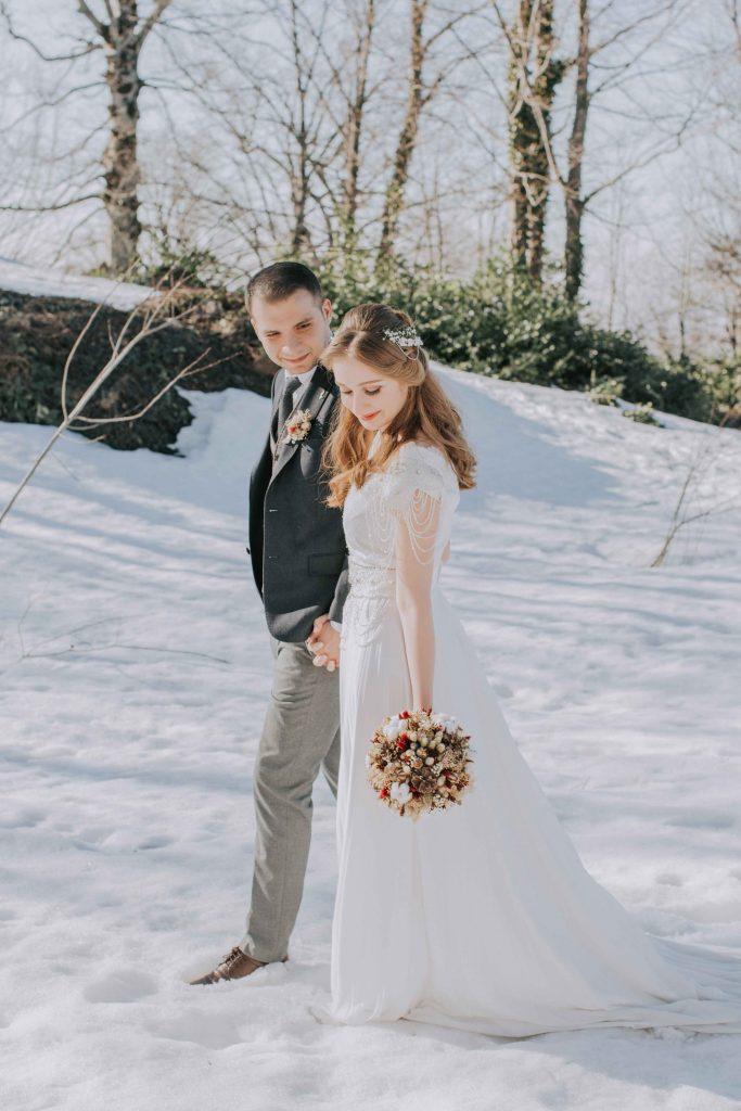tansu umut afterwedding kartepe 6 683x1024 - Tansu & Umut // Bir Kış Masalı, Kartepe
