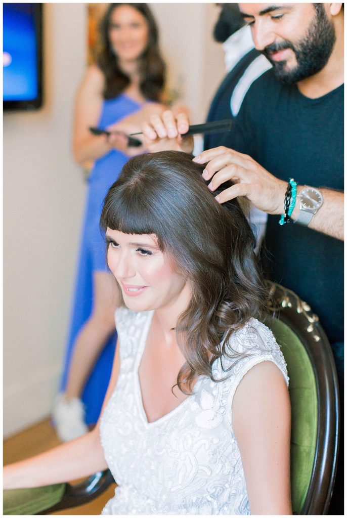 pinar cagri perapalacehotel weddingday 33 686x1024 - Pınar & Çagrı // Pera Palace Hotel Wedding Day