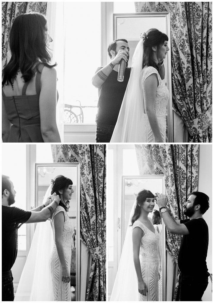 pinar cagri perapalacehotel weddingday 38 725x1024 - Pınar & Çagrı // Pera Palace Hotel Wedding Day