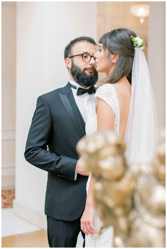 pinar cagri perapalacehotel weddingday 48 687x1024 - Pınar & Çagrı // Pera Palace Hotel Wedding Day