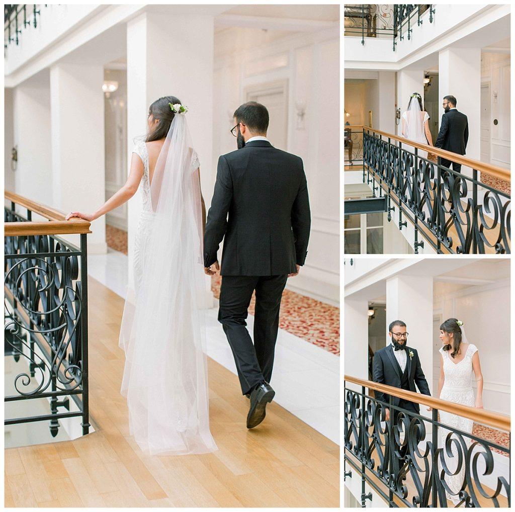 pinar cagri perapalacehotel weddingday 50 1024x1018 - Pınar & Çagrı // Pera Palace Hotel Wedding Day