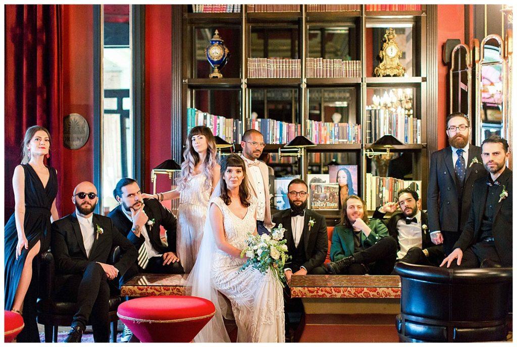 pinar cagri perapalacehotel weddingday 77 1024x688 - Pınar & Çagrı // Pera Palace Hotel Wedding Day