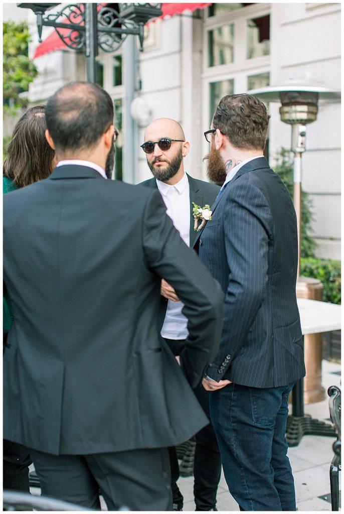 pinar cagri perapalacehotel weddingday 80 686x1024 - Pınar & Çagrı // Pera Palace Hotel Wedding Day
