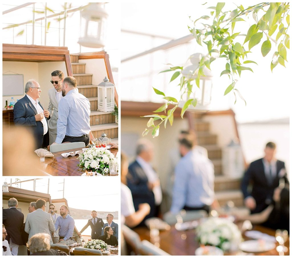 carlataylan bodrumweddings 11 1024x905 - Carla & Taylan // Yatch Wedding in Bodrum
