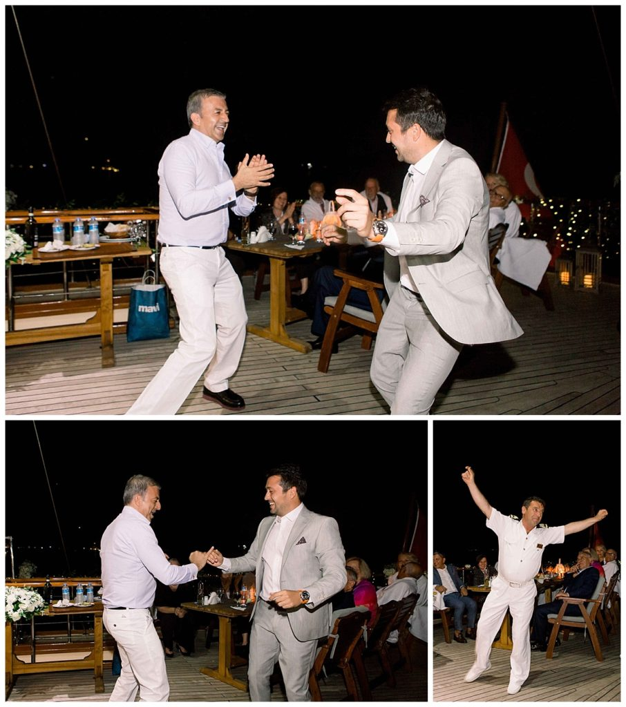 carlataylan bodrumweddings 119 906x1024 - Carla & Taylan // Yatch Wedding in Bodrum