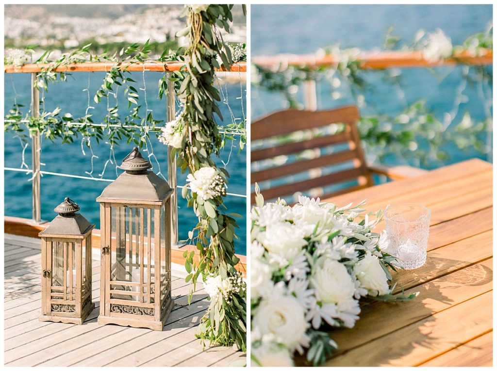 carlataylan bodrumweddings 17 1024x765 - Carla & Taylan // Yatch Wedding in Bodrum