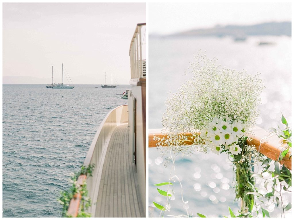 carlataylan bodrumweddings 22 1024x765 - Carla & Taylan // Yatch Wedding in Bodrum
