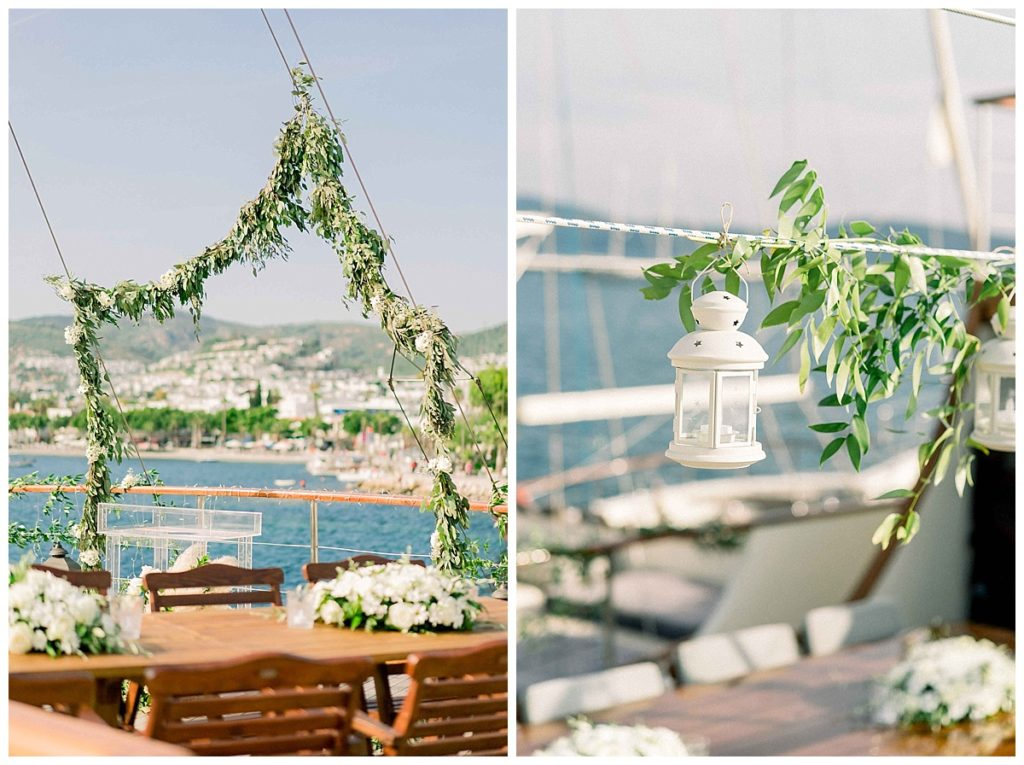 carlataylan bodrumweddings 25 1024x765 - Carla & Taylan // Yatch Wedding in Bodrum