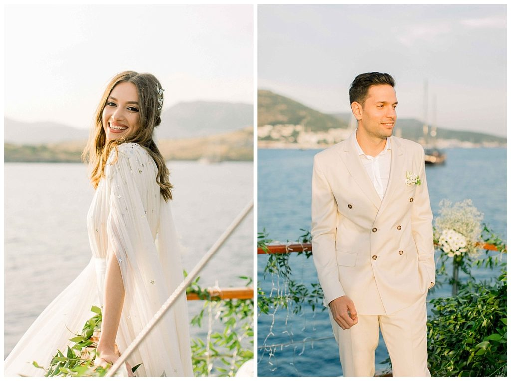 carlataylan bodrumweddings 36 1024x765 - Carla & Taylan // Yatch Wedding in Bodrum