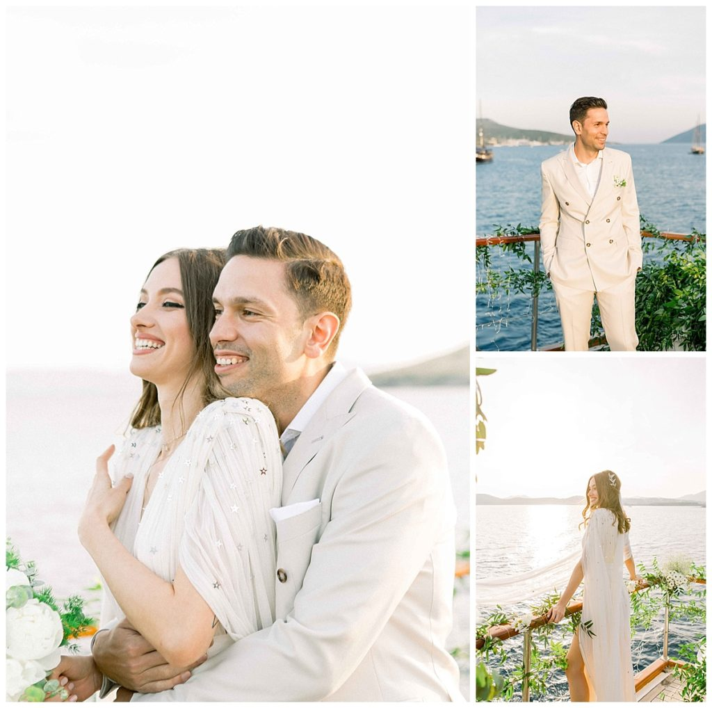 carlataylan bodrumweddings 39 1024x1018 - Carla & Taylan // Yatch Wedding in Bodrum