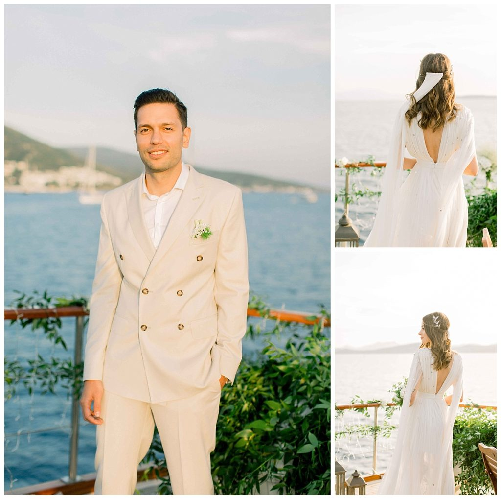 carlataylan bodrumweddings 42 1024x1019 - Carla & Taylan // Yatch Wedding in Bodrum