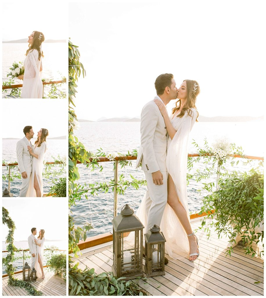 carlataylan bodrumweddings 43 916x1024 - Carla & Taylan // Yatch Wedding in Bodrum
