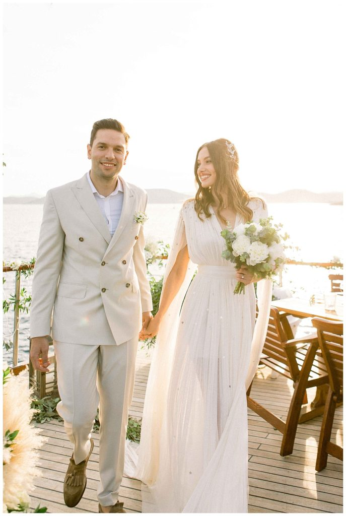 carlataylan bodrumweddings 47 687x1024 - Carla & Taylan // Yatch Wedding in Bodrum