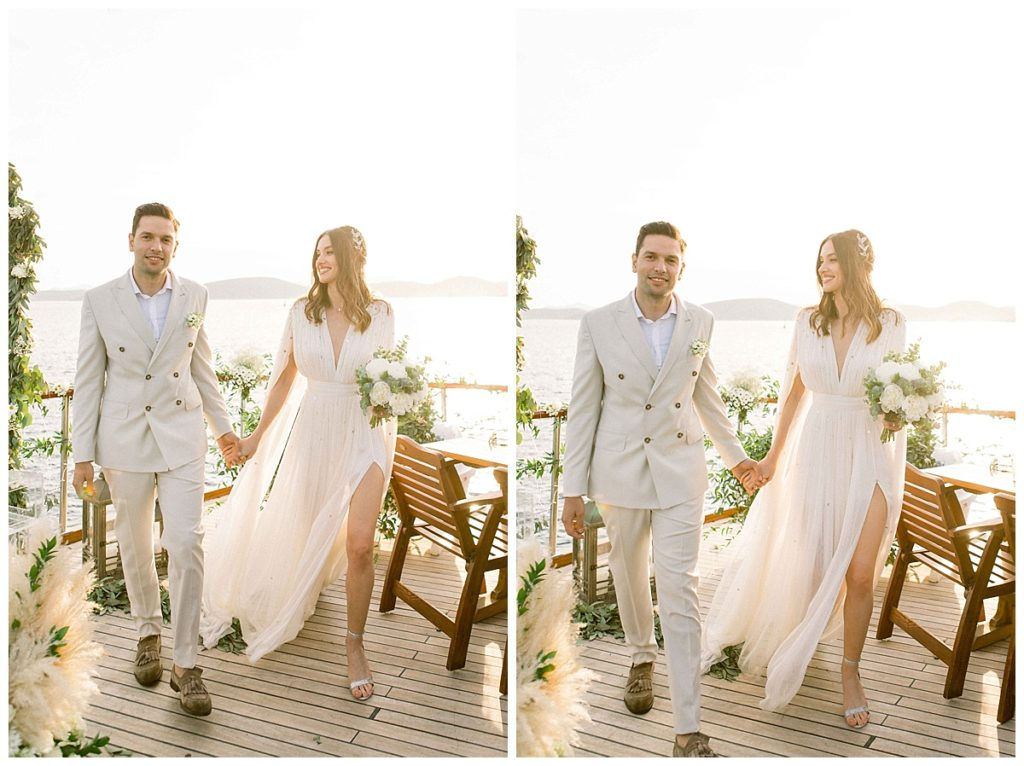 carlataylan bodrumweddings 48 1024x766 - Carla & Taylan // Yatch Wedding in Bodrum