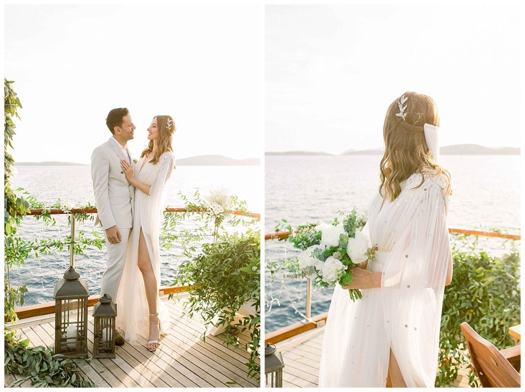 carlataylan bodrumweddings 49 1024x766 - Carla & Taylan // Yatch Wedding in Bodrum