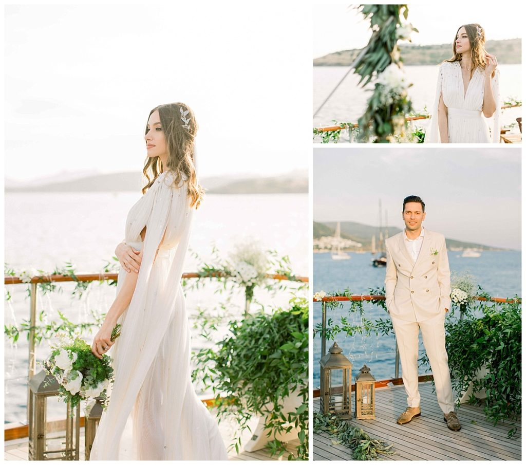 carlataylan bodrumweddings 63 1024x905 - Carla & Taylan // Yatch Wedding in Bodrum