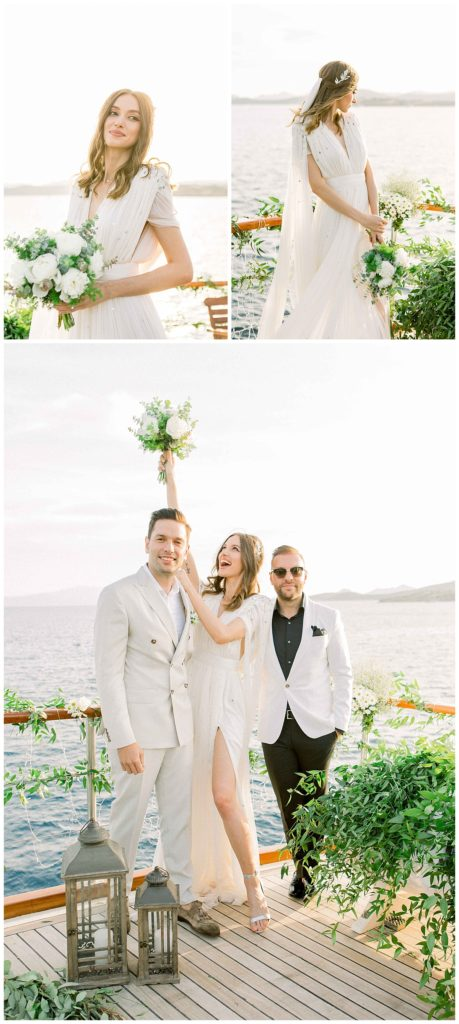 carlataylan bodrumweddings 65 459x1024 - Carla & Taylan // Yatch Wedding in Bodrum