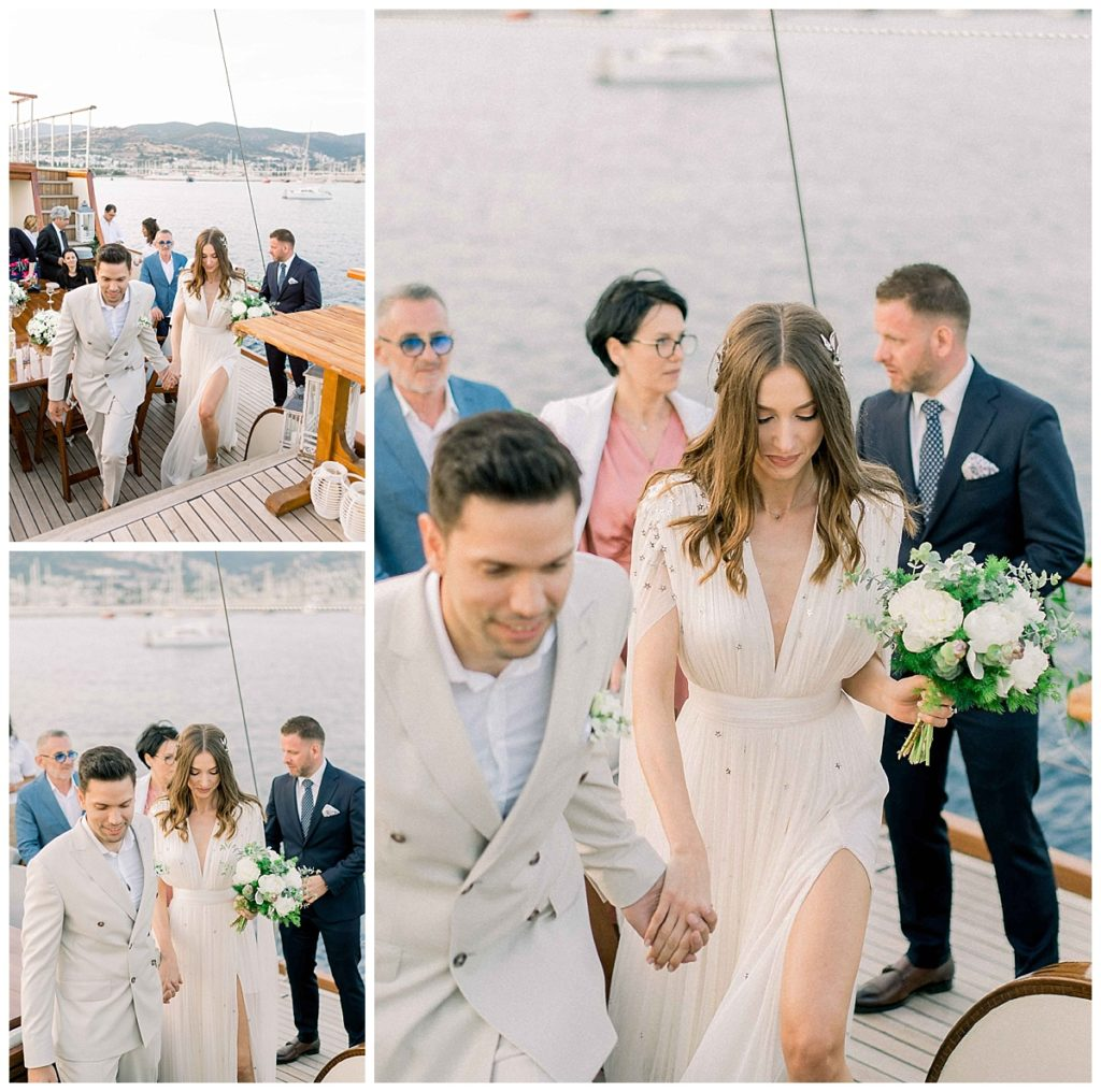 carlataylan bodrumweddings 68 1024x1016 - Carla & Taylan // Yatch Wedding in Bodrum