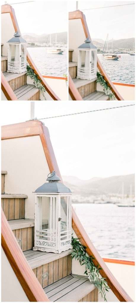 carlataylan bodrumweddings 7 459x1024 - Carla & Taylan // Yatch Wedding in Bodrum