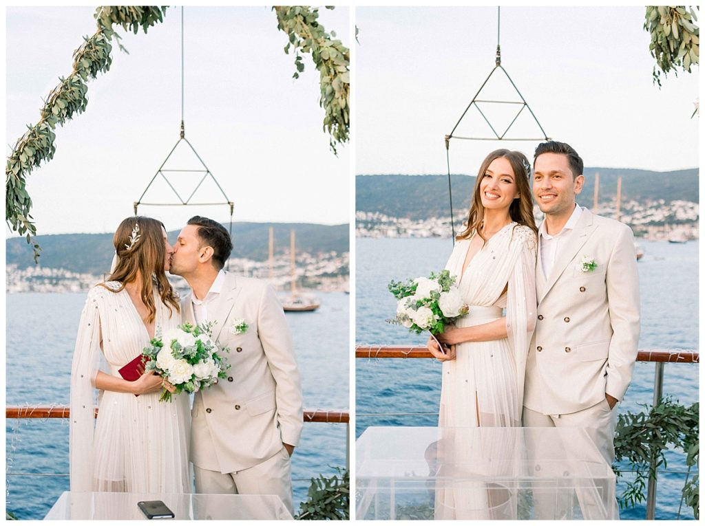 carlataylan bodrumweddings 77 1024x765 - Carla & Taylan // Yatch Wedding in Bodrum