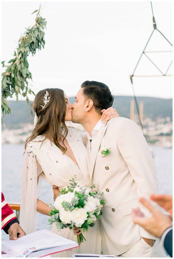 carlataylan bodrumweddings 84 688x1024 - Carla & Taylan // Yatch Wedding in Bodrum