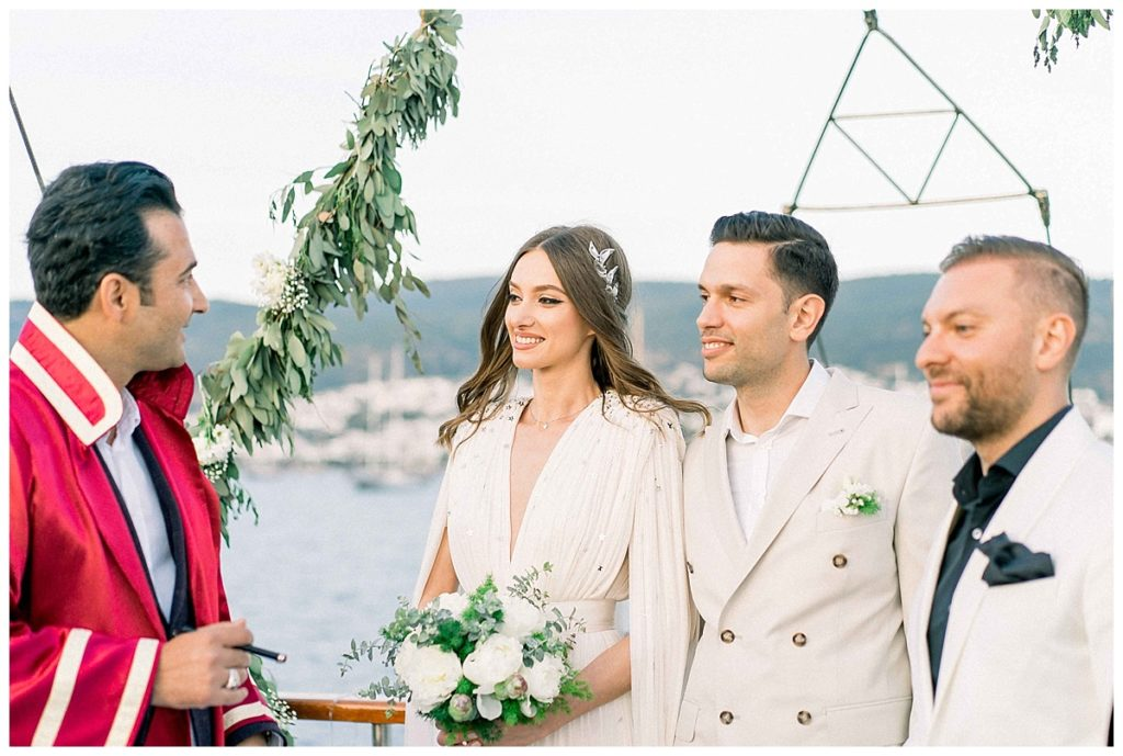 carlataylan bodrumweddings 86 1024x689 - Carla & Taylan // Yatch Wedding in Bodrum